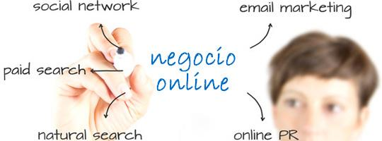 Negocio en internet rentable